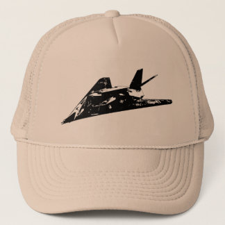 F-117 Nighthawk Trucker Hat