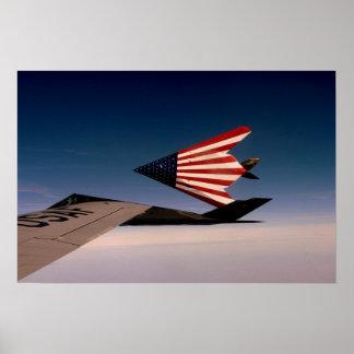 F-117 Nighthawks Poster