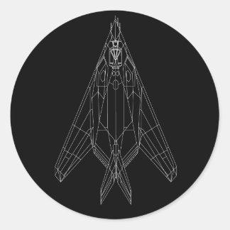F-117 Sticker