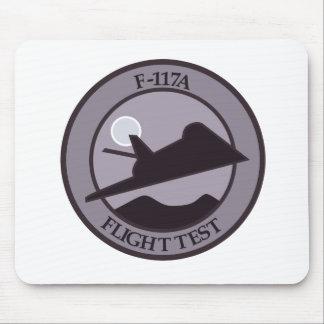 F-117 un vuelo de prueba mouse pads