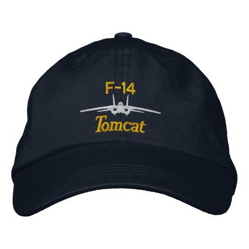 F-14 Golf Hat Embroidered Baseball Cap