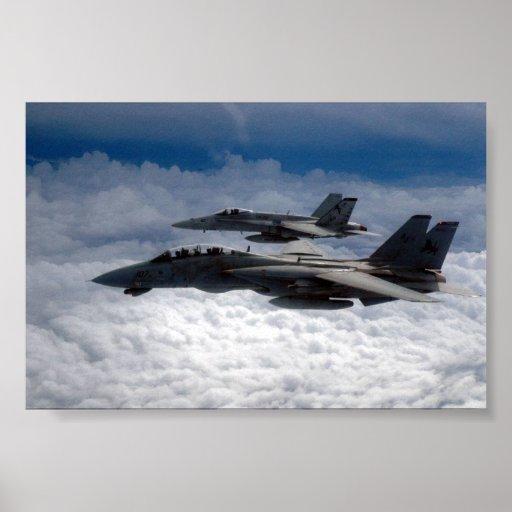 F-14 PÓSTER
