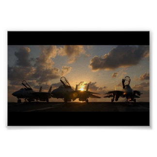 F-14 POSTERS