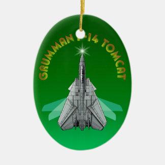 F-14 Tomcat Ceramic Ornament
