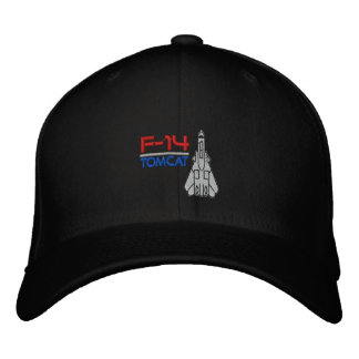 F-14 Tomcat Embroidered Baseball Cap