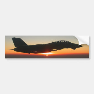 F 14 Tomcat Fighter Jet Bumper Sticker