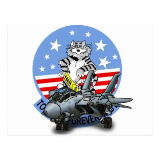 F-14 TOMCAT Forever Postcard