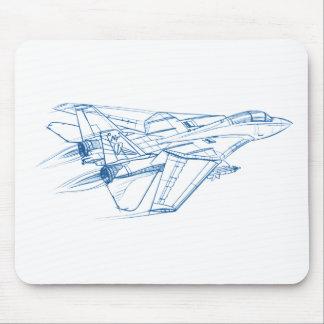 F-14 Tomcat Grumman Mouse Pad
