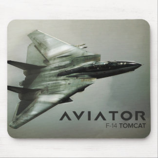 F-14 Tomcat Jet Fighter Mouse Pad