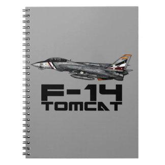 F-14 Tomcat Libreta