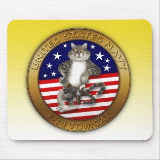 F-14 Tomcat Mascot Mouse Pad