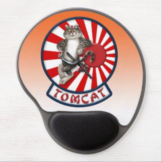F-14 Tomcat Mascot Sundowners Gel Mouse Pad
