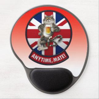 F-14 Tomcat Mascot UK Gel Mouse Pad