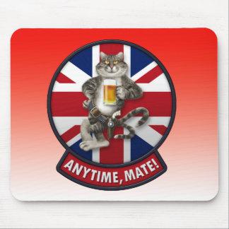 F-14 Tomcat Mascot UK Mouse Pad