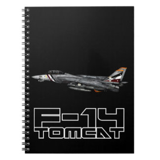 F-14 Tomcat Notebook