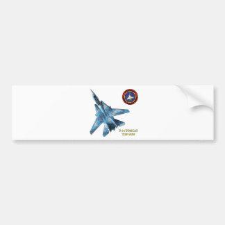 F-14 Tomcat Top Gun Bumper Sticker