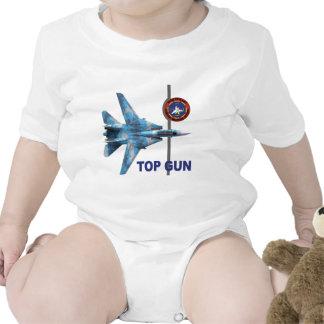 F-14 Tomcat Top Gun Trajes De Bebé