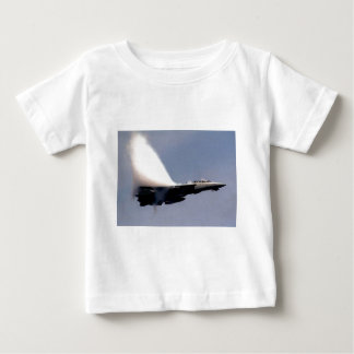 f-14 Tomcat Vapor trail Baby T-Shirt
