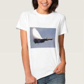 f-14 Tomcat Vapor trail T Shirt