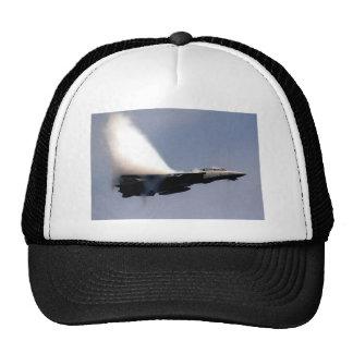 f-14 Tomcat Vapor trail Trucker Hat