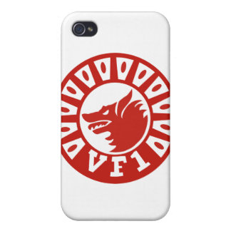 F-14 TOMCAT VF-1 WOLFPACK iPhone 4 COVER