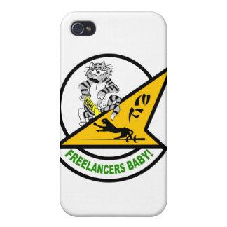 F-14 Tomcat VF-21 Freelancers iPhone case iPhone 4/4S Case