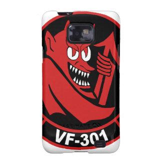 F-14 Tomcat VF-301 Devils Disciples Samsung Galaxy Samsung Galaxy S Cases