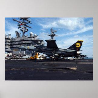 F-14 Tomcat VF-31 Tomcatter Poster