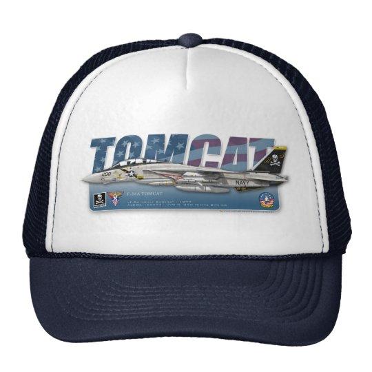 F-14 Tomcat VF-84 Jolly Rogers - Hat