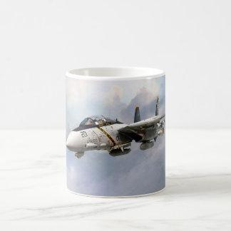 """ F-14A TOMCAT JOLLY ROGERS"" mug"