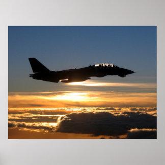 F-14D Tomcat Poster
