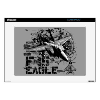 "F-15 Eagle 15"" Laptop For Mac & PC Skin Laptop Skins"