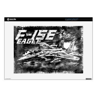 "F-15 Eagle 15"" Laptop For Mac & PC Skin Skins For 15"" Laptops"