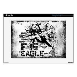"F-15 Eagle 15"" Laptop For Mac & PC Skin Skins For Laptops"