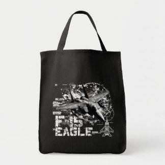 F-15 Eagle Canvas Bag