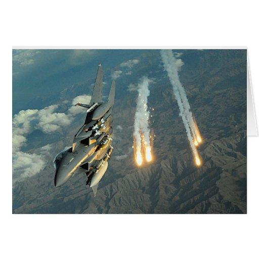 F-15 Eagle Felicitacion