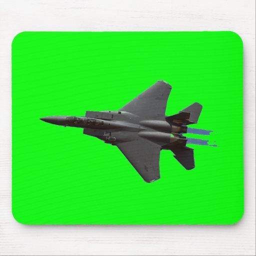 F-15 Eagle Flght Alfombrillas De Raton