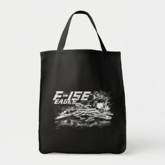 F-15 Eagle Grocery Tote