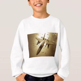 F-15 Eagle Jet Fighter Sweatshirt