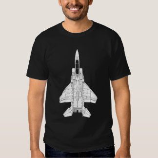 F-15 Eagle Jet Fighter Tee Shirt