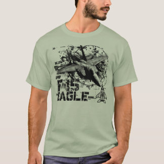 F-15 Eagle Men's Basic T-Shirt