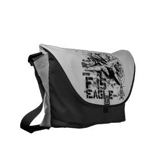 F-15 Eagle Outside Print Bag