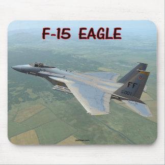 F-15 EAGLE TAPETES DE RATON