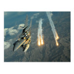 F-15 Eagle Tarjeta Postal