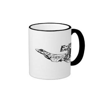 F-15 Eagle Taza De Café