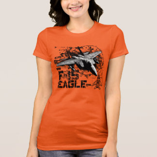 F-15 Eagle Women's American Apparel Fine Jersey T T-Shirt
