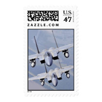 F-15 Eagles Postage