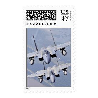 F-15 Eagles Postage