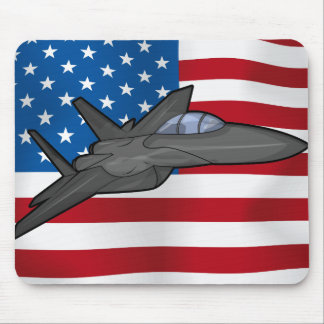F-15 Fighter Mouse Pad