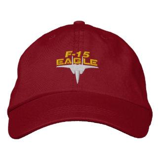 F-15 High Tech Eagle Golf Hat Baseball Cap